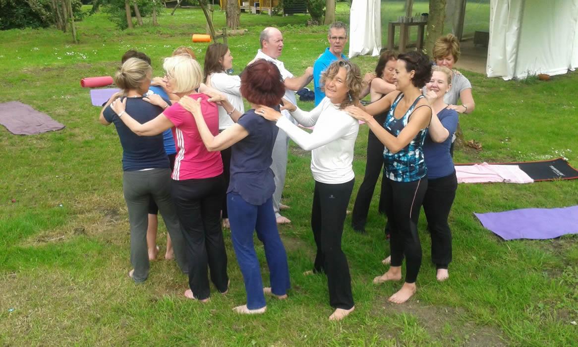 Ilma's Yoga Class